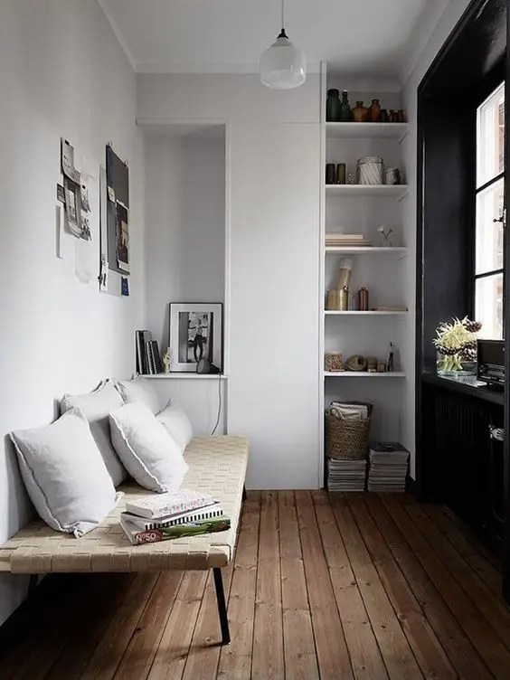 14/05/2021· the loft bed above allows this small bedroom to have plenty of space for a sofa and a desk (photo: 25 Trendy Japandi Interior Design Ideas - DigsDigs