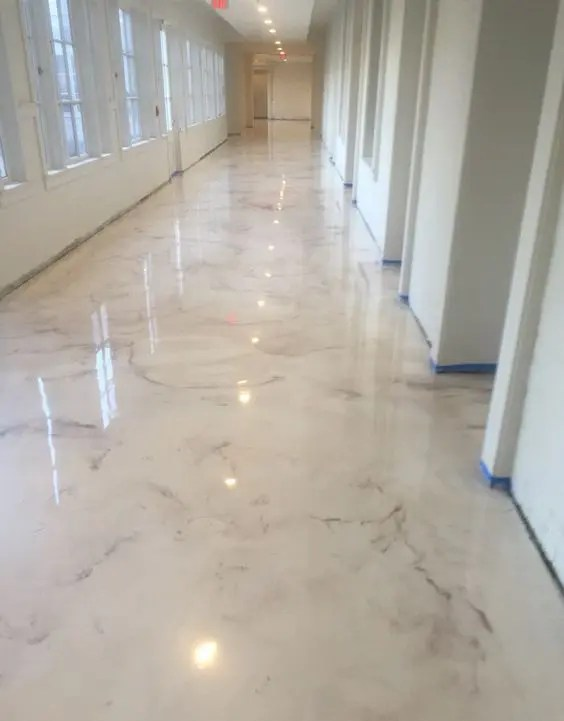 20 Epoxy Flooring Ideas With Pros And Cons Digsdigs