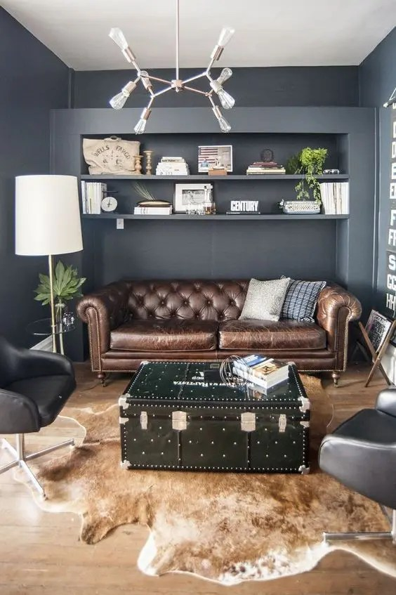 25 Ways To Integrate A Chesterfield Sofa Into Your