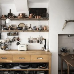 Open Metal Shelving Kitchen How Much Does A Restaurant Cost 25 Trendy Freestanding Cabinet Ideas - Digsdigs