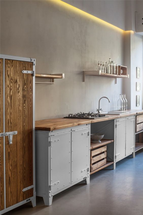 Small Kitchen Unit Ideas