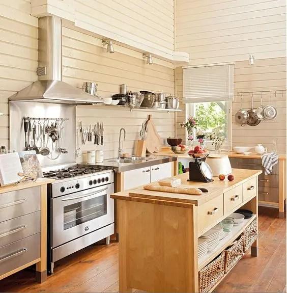 25 Trendy Freestanding Kitchen Cabinet Ideas  DigsDigs