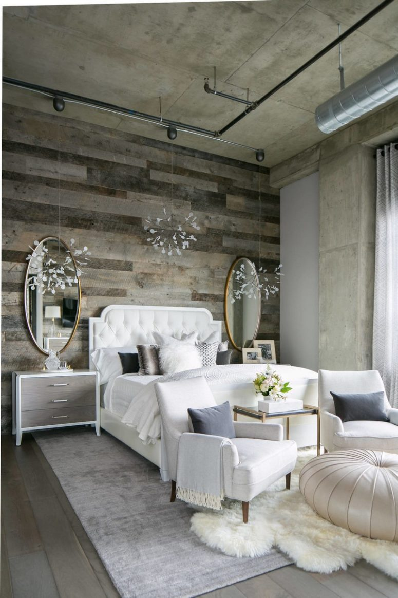 Eclectic Denver Loft With Trendy Solutions DigsDigs