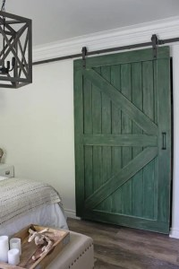 25 Sliding Barn Doors Ideas For A Rustic Feel - DigsDigs