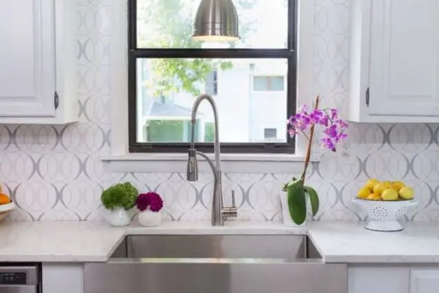 25 Wallpaper Kitchen Backsplashes With Pros And Cons