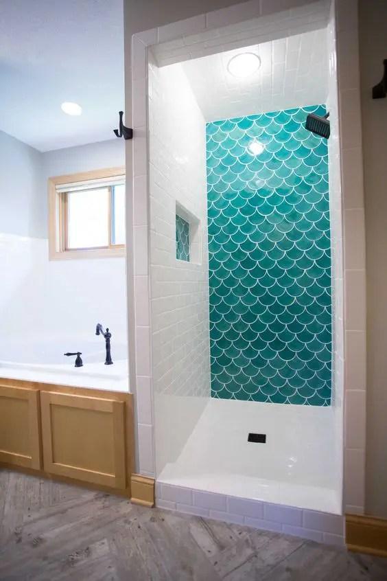 gorgeous turquoise bathroom decor ideas
