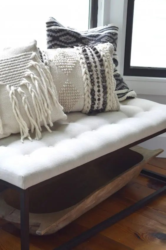 crushed velvet grey sofa bed jardan nook modular 25 small decor elements to change a space - digsdigs