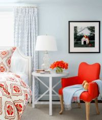 25 Ways To Incorporate Red Into Bedroom Decor - DigsDigs
