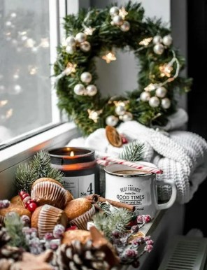 23 Hygge Christmas Home Decor Ideas - DigsDigs