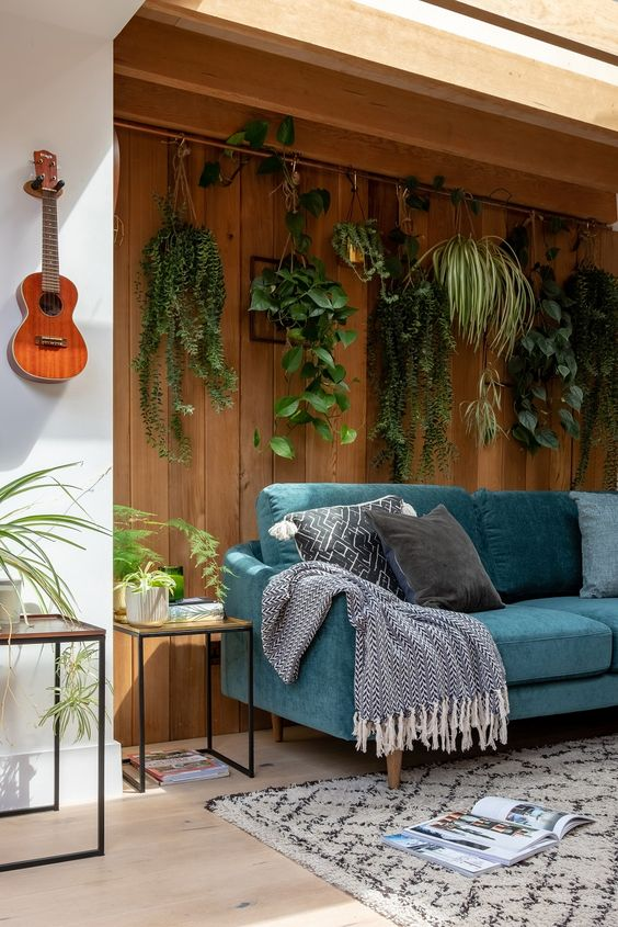 From deciding on a color palette to updating your furniture, follow these 5 steps to help you update your living room. 25 Biophilic Home Decor Ideas That Inspire - DigsDigs