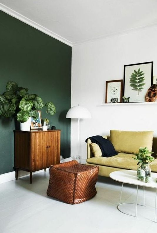45 Ways To Incorporate A Yellow Sofa Into Your Room Digsdigs