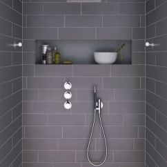 Kitchen Cabinet Shelf Inserts Shoes Womens 41 Cool And Eye-catchy Bathroom Shower Tile Ideas - Digsdigs