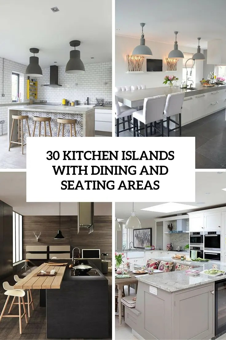kitchen corner bench seating duck egg blue wall tiles 30 islands with and dining areas - digsdigs