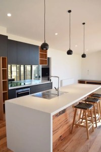 30 Kitchen Islands With Seating And Dining Areas - DigsDigs