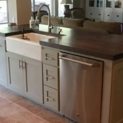 Kitchen Islands Designs Corner Cabinet Solutions 31 Smart With Built-in Appliances - Digsdigs