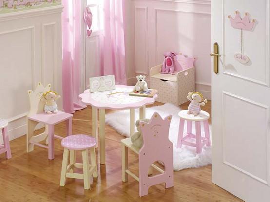 Baby Nursery Furniture For Prince And Princess Room Petit Prince And Petite Princesse By
