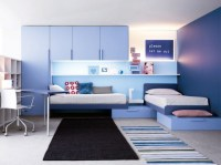 Bright And Ergonomic Furniture For Modern Teen Room By ...
