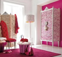 Charming and Opulent Pink Girls Room  Altamoda Girl ...