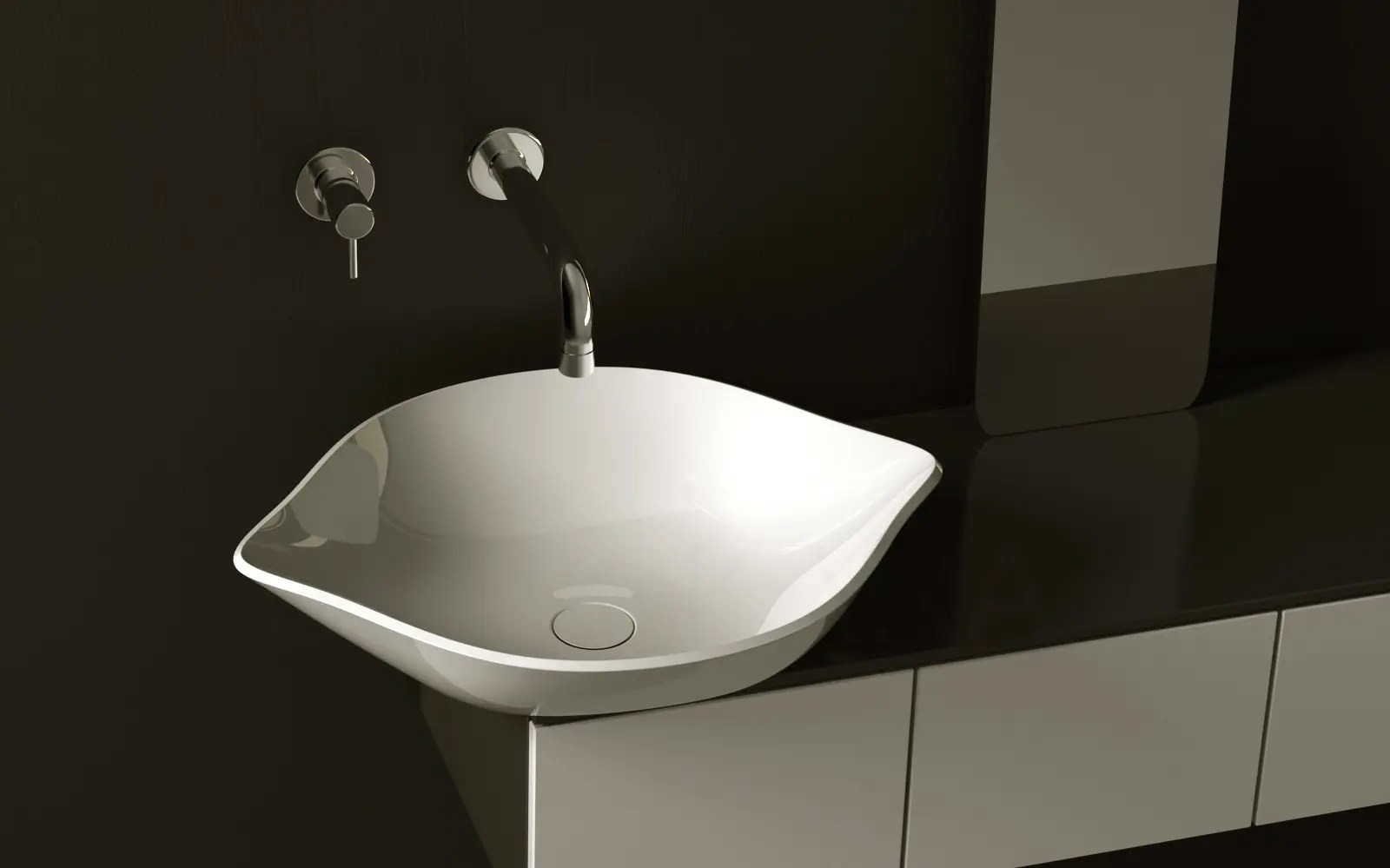 Cool FruitInspired Bathroom Sinks  Lemon by Cenk Kara