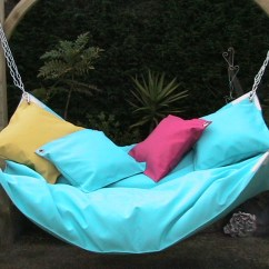 Hanging Bean Bag Chair Geri Recliner Cool Indoor Hammock  Le Beanock Digsdigs