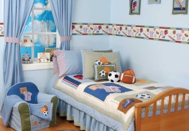 Boy Kids Bedrooms