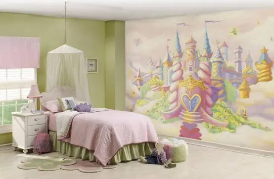Kids bedroom themes