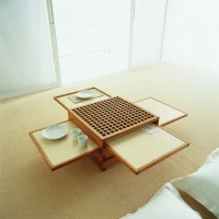 Cool Expandable Coffee and Dining Tables by Sculrtures ...