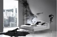 Elegant Black And White Bedroom Design Inspiration | DigsDigs
