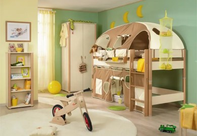 Cool Beds For Kids