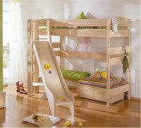 Funny Play Beds for Cool Kids Room Design by Paidi | DigsDigs