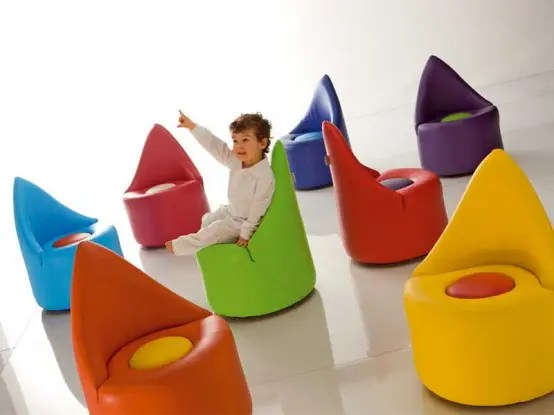 fun chairs for kids rooms unusual to buy funny and bright furniture set cool room baby collection by adrenalina