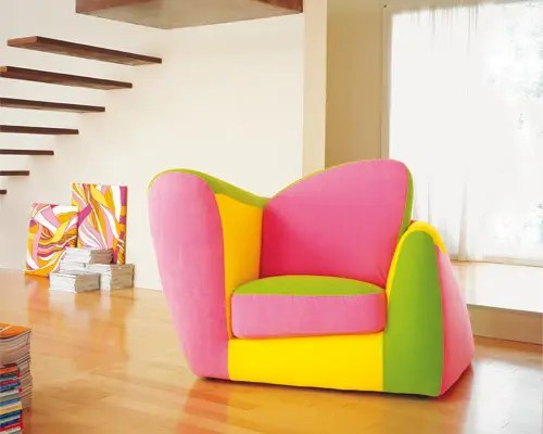 Kids Cool Chairs Room