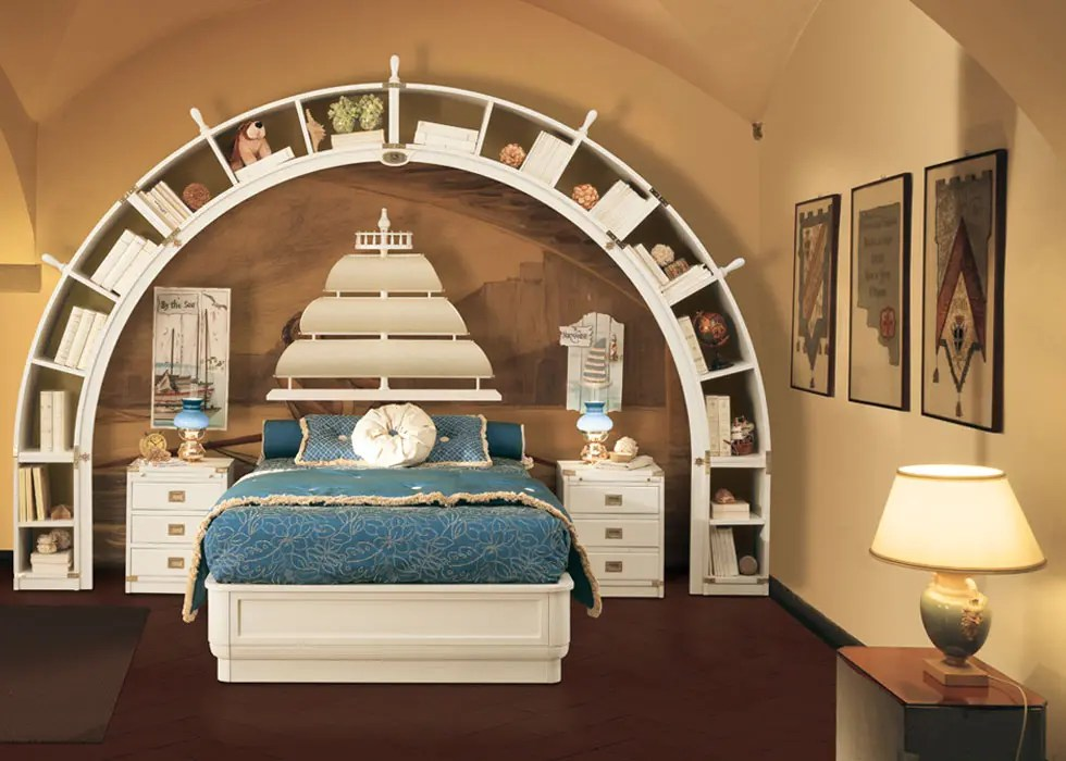 Great SeaThemed Furniture for Girls and Boys Bedrooms by Caroti  DigsDigs