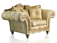 Luxury Classic Sofa and Armchairs - Imperial by Vimercati ...
