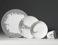 Luxury Porcelain Tableware with Modern Design by Non Sans ...