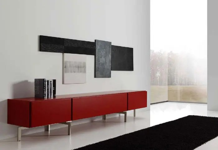 built in cabinets for living room how to decorate a long with fireplace at the end modern minimalist designs by mobilfresno ...