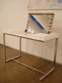 Modern White Dressing Table  Melina by Sabinoaprile ...