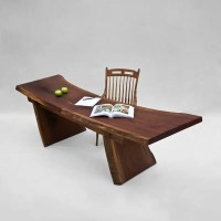 Rustic Wood Furniture for Original Contemporary Room ...