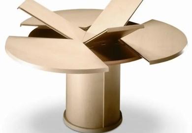 Modern Expandable Dinner Table