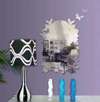 Wall Mirror Stickers By Tonka Design - DigsDigs