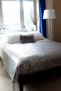 Adding Glam Touches: 31 Sequin Home Decor Ideas - DigsDigs