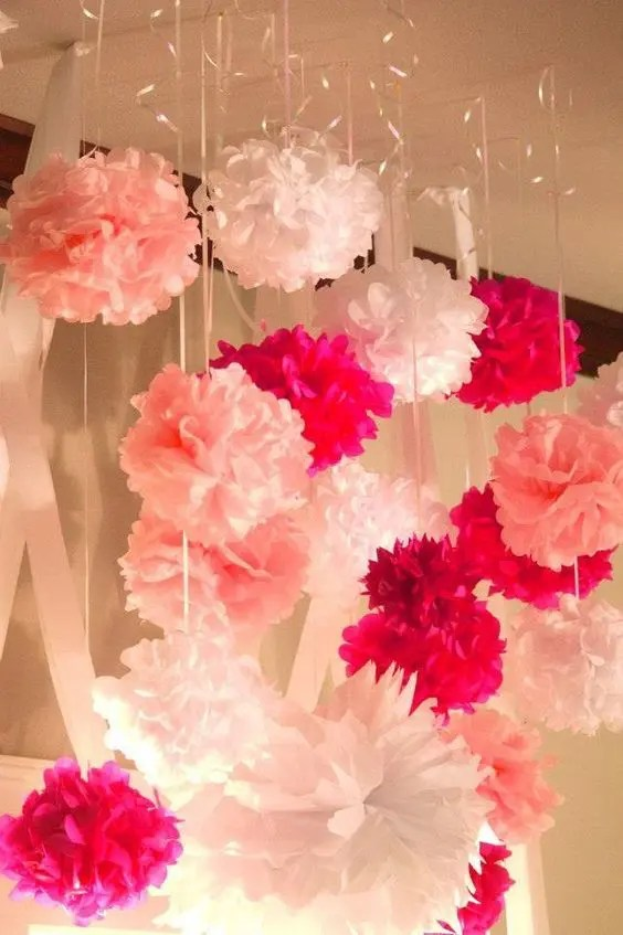 38 Adorable Girl Baby Shower Decor Ideas Youll Like  DigsDigs