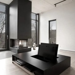 Modern Minimalist Living Room Decorating Ideas Red Black White 30 Adorable Designs Digsdigs