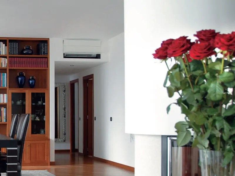 New Hidden Air Conditioning System  Alasplit from