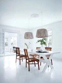 All White Interior Design of the Homewares Designer Home ...