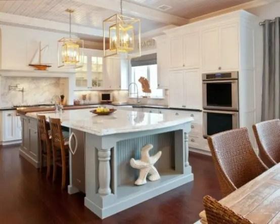 32 Amazing BeachInspired Kitchen Designs  DigsDigs