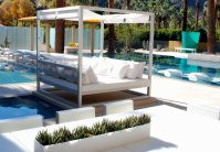 15 Amazing Poolside Area Designs | DigsDigs