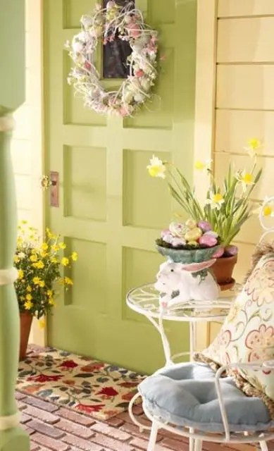 cool living room decorating a small country style how to spruce up your porch for spring: 31 ideas - digsdigs