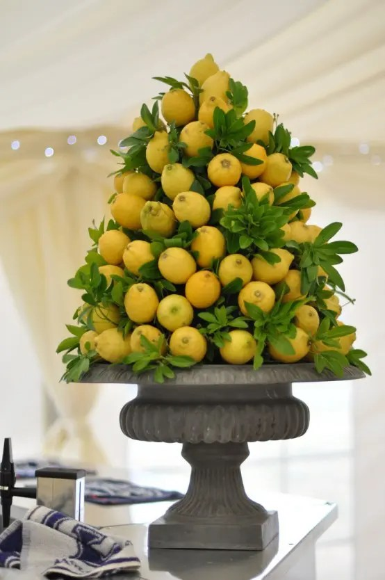 30 Aromatic Citrus Christmas Decorations You'll Love