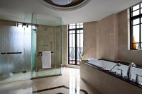 15 Art Deco Bathroom Designs To Inspire Your Relaxing ...